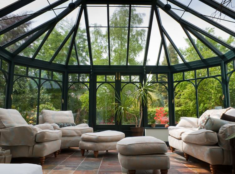 Sunroom additions by connecticut remodelers contractors installing sun rooms in greenwich - Types sunrooms advantages ...